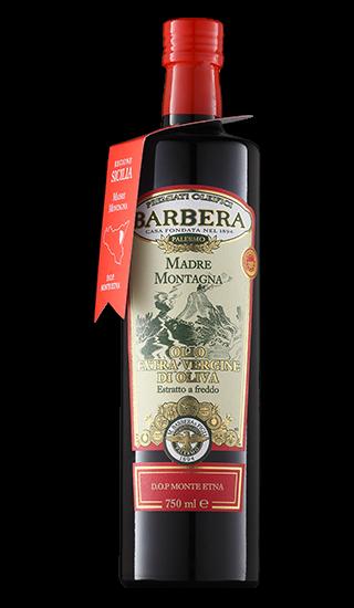 Olio extra Vergine di Oliva Madre Montagna DOP Olivenöl 0,75l / Barbera