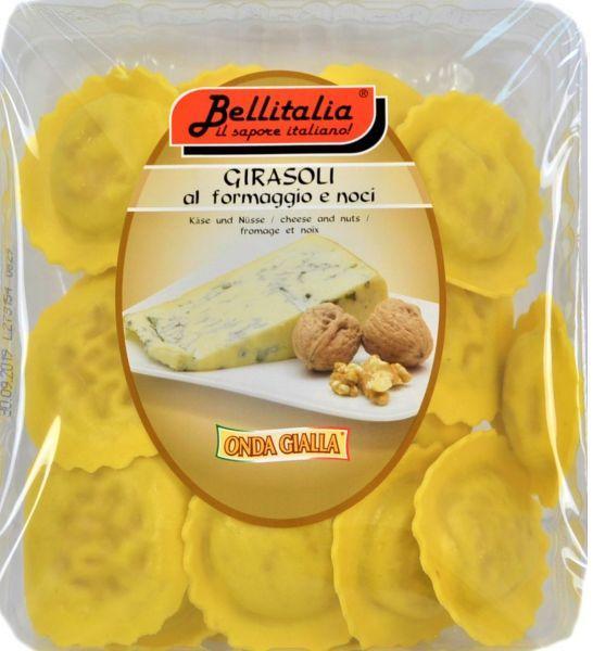 Girasoli Formaggio Noci Käse und Nüsse 500g / Bellitalia