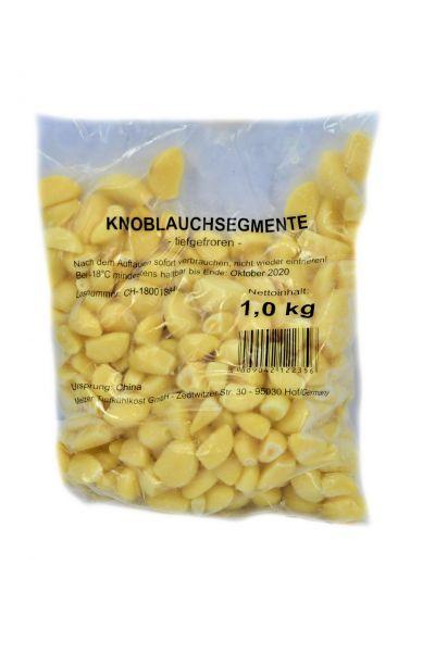 Knoblauchsegmente 1kg TK