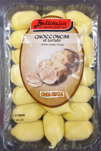 Gnocconcini al tartufo Kartoffelklößchen mit Trüffel 500 g/Bellitalia