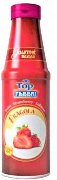 Gourmet Sauce Erdbeere 695 ml / Fabbri