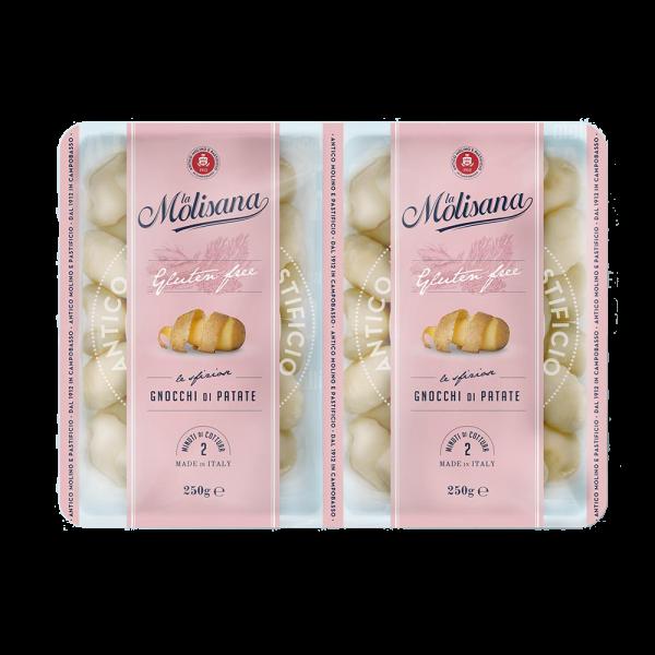 Gnocchi di Patate glutenfrei 2x 250g / La Molisana