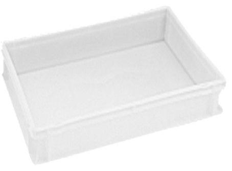 Pizzateig - Behälter HDPE60x40x6cm