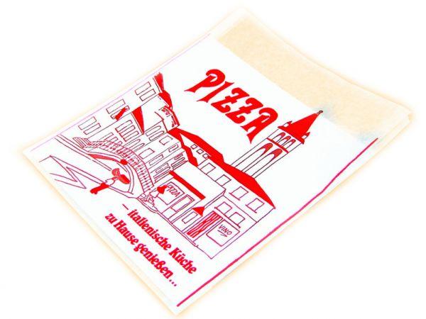 Pizzataschen 30x30cm 100 Stück