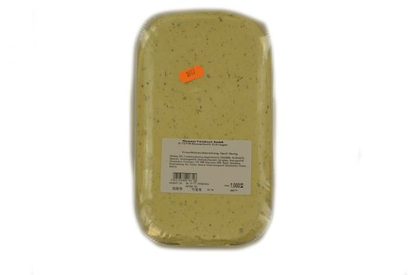 Frischkäse: Senf Honig