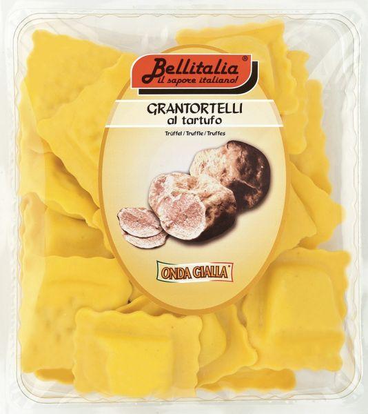 Grantortelli mit Trüffel 500 g / Bellitalia