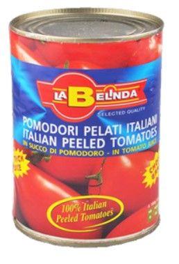 Tomaten geschält 2500 g Belinda