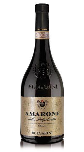 Amarone della Valpolicella DOCG Classico 0,75l 15,5% - 2015 / Bulgarini