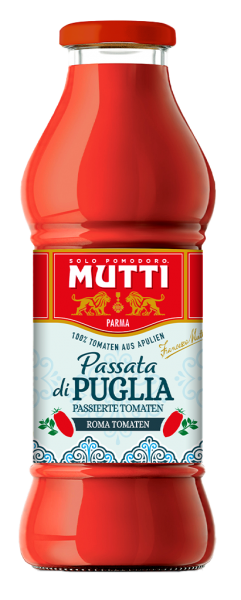 Passata di Puglia Passierte Roma Tomaten 400 g /Mutti