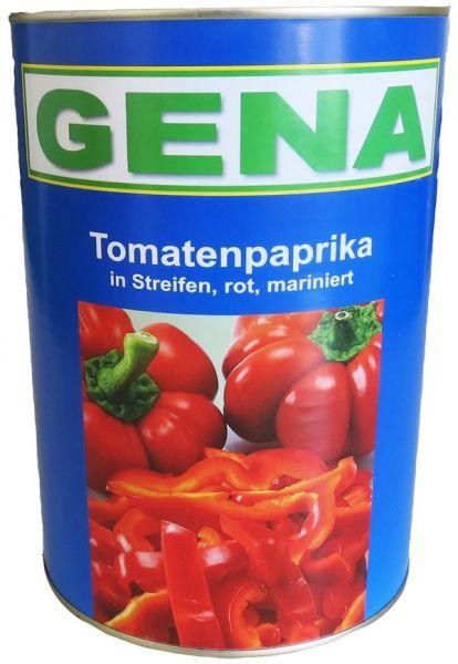 Paprika rot Tomatenpaprika 4100 g Ds. /Gena