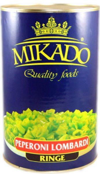 Peperoni Lombardi Ringe, mild 4250 ml/ Mikado