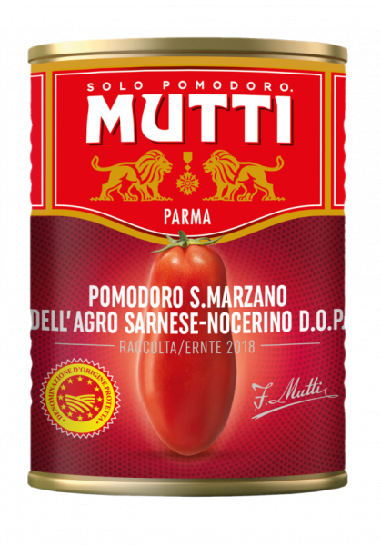 Pomodoro San Marzano Tomaten 400 g / Mutti