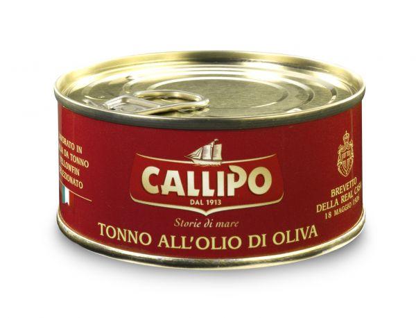 Tonno Thunfisch all´Olio d´Oliva 160g Dose/Callipo