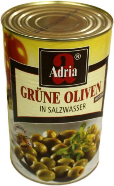 Olive grün mit Stein 4250g / Adria