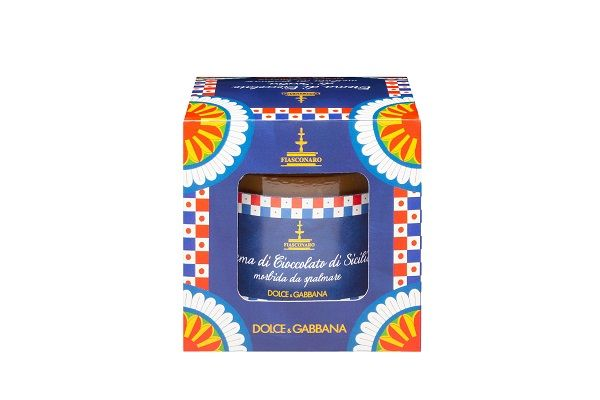 Schokocreme Crema di Cioccolato in Glas Dolce&Gabbana 200 g / Fiasconaro